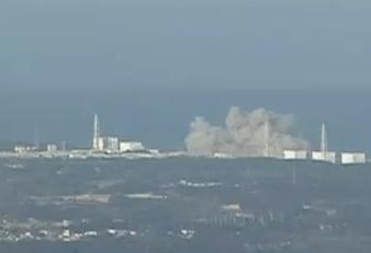 Risco de explosão em reatores do Japão