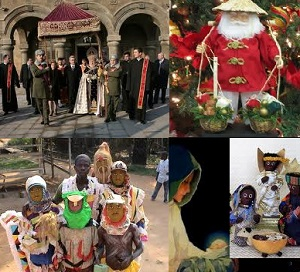 ChristmasInWorld