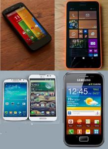 Moto Nokia